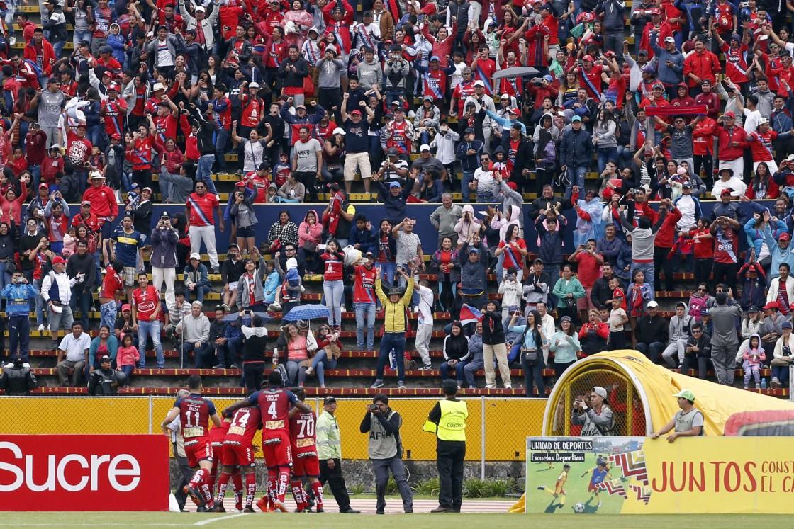 El Nacional dio a conocer los precios de las entradas para el llamativo duelo ante Barcelona