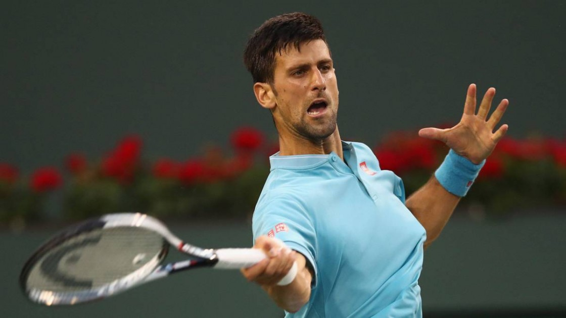 El serbio sufrió una lesión en el codo derecho que le impedirá disputar el Masters 1000