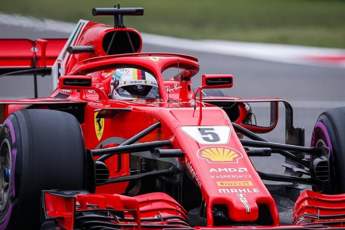 El alemán se perfila como favorito a imponerse en el tercer Gran Premio del año