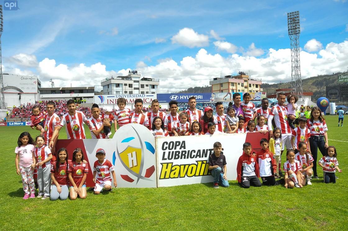 Técnico Universitario estableció los precios para el importante duelo del viernes ante Liga de Quito en el Bellavista