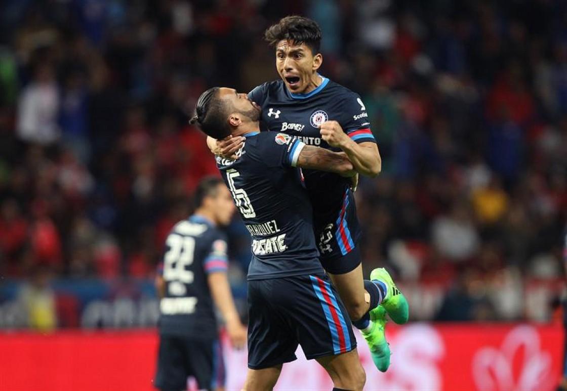 El ecuatoriano fue una de las figuras de su equipo en la victoria ante Toluca