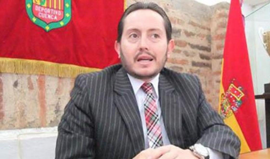 El presidente de Deportivo Cuenca confía en avanzar en Copa Sudamericana y saldar deudas con ese ingreso