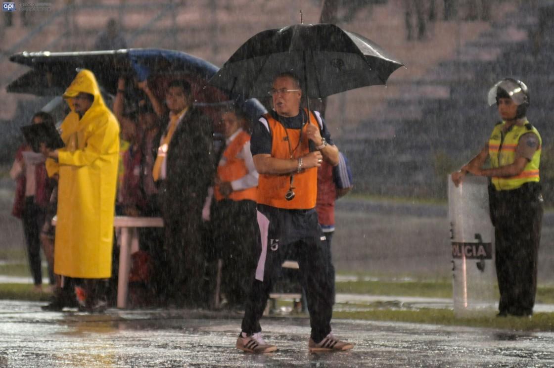 Jorge Célico, partido ante Barcelona, actualidad de la 'Cato' y la base de jugadores jóvenes en el plantel