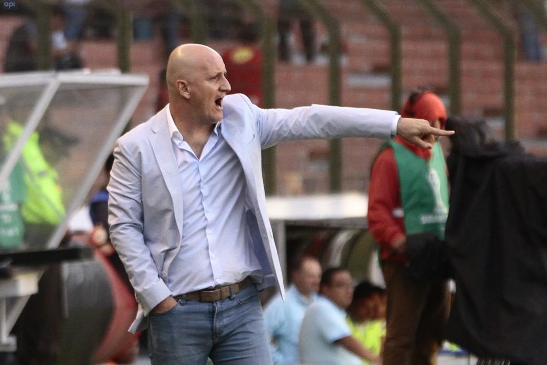 Pablo Repetto contó las novedades en Liga a puertas del partido con Macará en Ambato