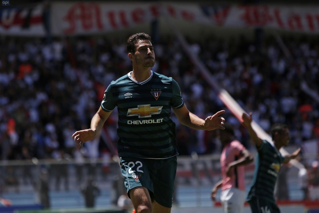 Lucas de Lima no está confiado en continuar, pese a tener cuatro años de contrato