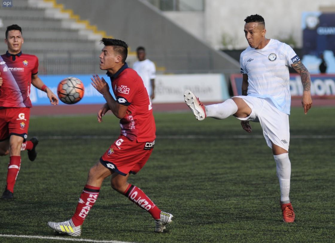 Guayaquil City se confió y dejó escapar el triunfo ante el Nacional que marcó uno de los mejores goles de temporada