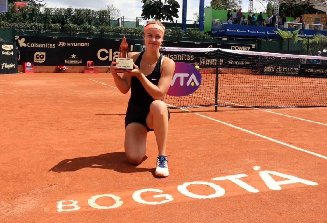 La rumana Simona Halep continúa a la cabeza, seguida por la danesa Caroline Wozniacki