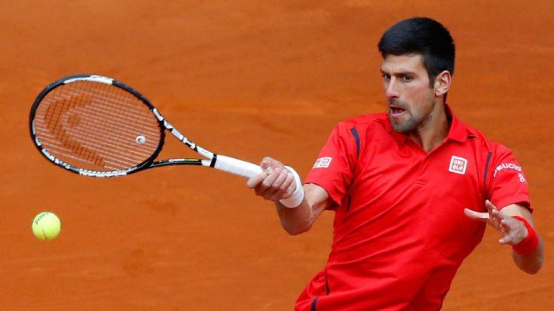 El serbio se prepara en Marbella para el Masters de Monte Carlo y la temporada en tierra batida