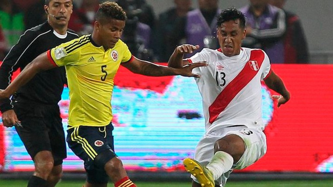 """""""Parecería que no valoraran el esfuerzo y sacrificio que hicimos durante todo el partido ante un gran rival como lo fue Colombia"""", dijo el mediocampista"""