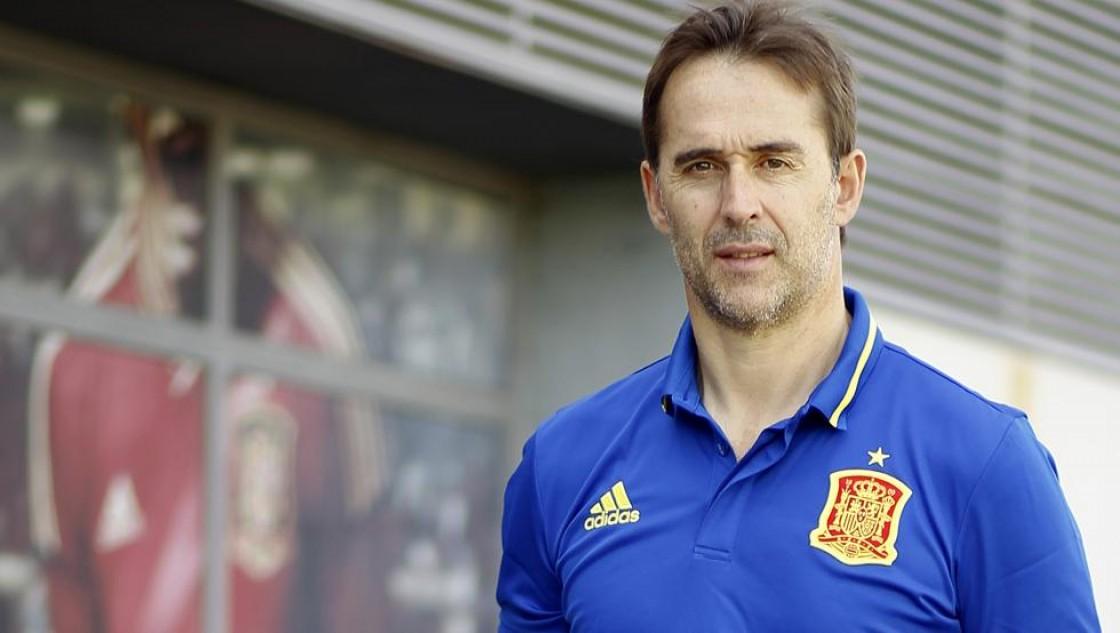 El actual estratega de España se incorporará al club merengue luego del Mundial