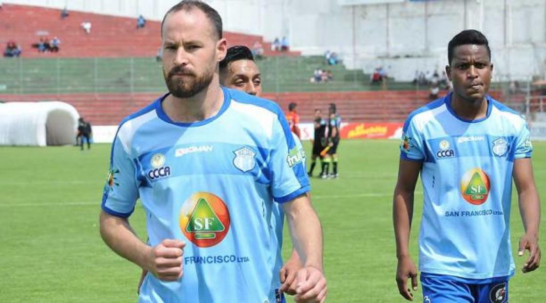 Directivo de Técnico Universitario indicó que se encuentran interesados en el goleador de Macará