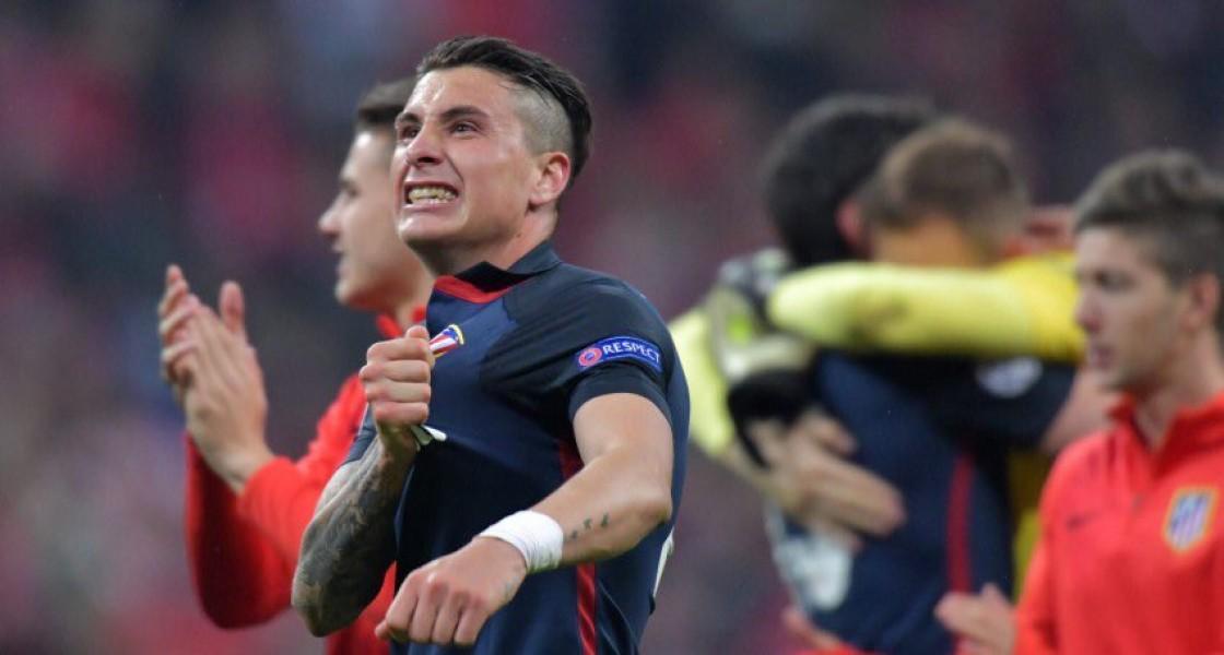 El central, que se incorporó al Atlético en abril de 2013, continuará vistiendo la rojiblanca cinco años más, dice el Atlético en su comunicado