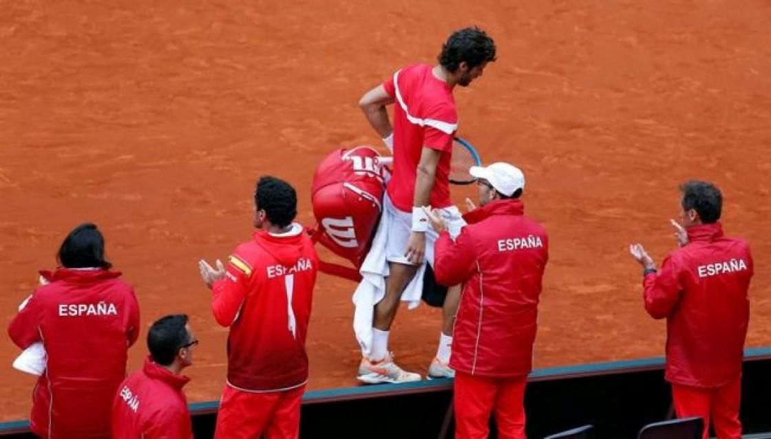 Los enfrentamientos de dobles fueron aprovechados por los equipos de Francia, Alemania y Croacia para encarrilar las semifinales del Grupo Mundial de la Copa Davis