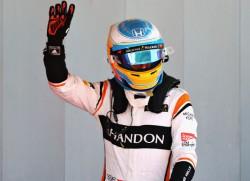 """Alonso: """"A medida que avanza la temporada somos más y más fuertes"""""""