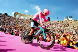 Richard Carapaz, ganador del Giro, lidera el equipo de Ecuador en Yorkshire