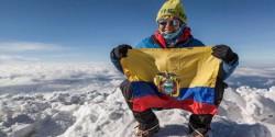 Carla Pérez, primera latinoamericana en coronar el Everest sin oxígeno busca nuevas rutas