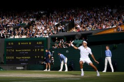 Federer duda sobre temporada de tierra en 2020 y de momento baja en Montreal