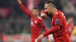 Ribery se disculpa ante periodista francés que abofeteó