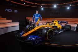 McLaren revela su monoplaza para 2019 con el que correrá Carlos Sainz Jr