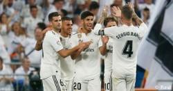 El Real Madrid gana al Espanyol con un gol de Asensio