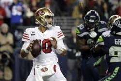 49ers, primeros de la NFC; Patriots, a comodines; Eagles, título división (Resumen)