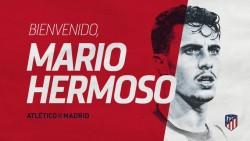 El Atlético ficha a Mario Hermoso por cinco temporadas