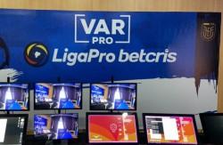 LigaPro trabaja para la implementación del VAR Light