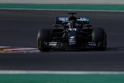 Hamilton arrebata la pole a Bottas