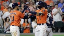 Astros vuelven a ganar y Yanquis recortan desventaja con Medias Rojas