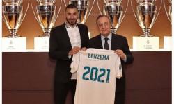 """Benzema: """"¿Me falta gol? Un delantero moderno es más que gol"""""""