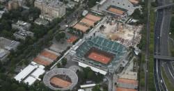 La justicia francesa favorable a la ampliación del estadio de Roland Garros