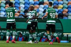 Minutos para Plata en triunfo del Sporting de Lisboa