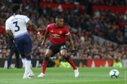 Sin Valencia, Manchester United cayó goleado ante el Everton