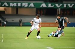Franco tuvo pocos minutos en victoria de Atlético Mineiro
