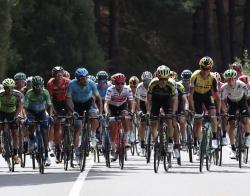 Paseo final por Madrid en honor al ganador, que casi seguro será Roglic