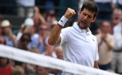 Djokovic impide la sorpresa y disputará su sexta final en Wimbledon