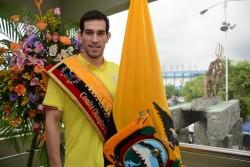 Ecuador bate récord de participación para IV Juegos Suramericanos de Playa