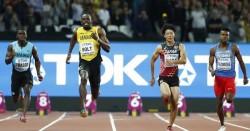 Bolt comenzó la cuenta atrás
