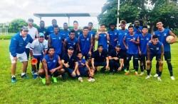 Ecuador, plata en fútbol Sub17 en los Bolivarianos