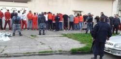 Cerca de 50 hinchas de River Plate detenidos tras disputa con la policía