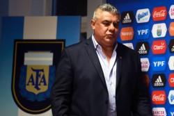 Objetivo de Argentina no es ganar la Copa América, dice presidente de la AFA