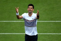 Djokovic confirma que disputará el torneo sobre hierba de Queen's
