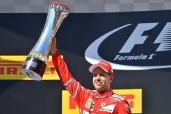 Vettel gana el Gran Premio de Hungría y retiene el liderato