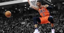Westbrook brilla con triple-doble y se acerca a marca histórica; pierde James (Resumen)