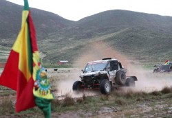 El Dakar reanuda su camino con una etapa maratón por Bolivia