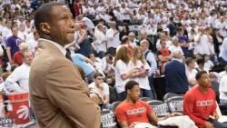 Dwane Casey, de los Raptors, nombrado Entrenador del Año en la NBA