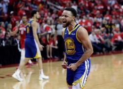 """Curry: """"Noches como ésta solo se dan cuando confías en ti mismo"""""""