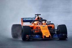 Regresa el pánico a McLaren después de un día improductivo