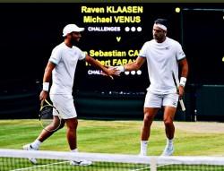 Farah y Cabal, a la final de Wimbledon por primera vez