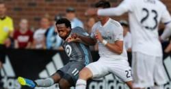 Romario Ibarra reapareció en la derrota de Minnesota United